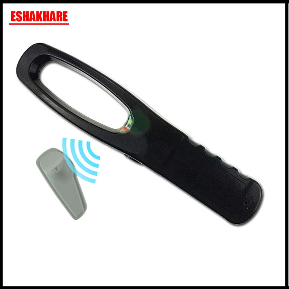 US $168 0  58Khz security tag tester dr label detector for eas security  systems 1 set by strong ABS material-in EAS System from Security &  Protection