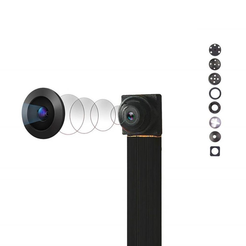 Wireless High Definition Camera Surveillance Camera Smartphone Access Night Version Camera Video Recorder Safety Monitoring