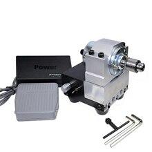 12 V-24 V 4000-8000 об/мин конический вал постоянный магнит двигатель постоянного тока высокой скорости двигателя поплавка электрическая дрель(4 мм полый вал
