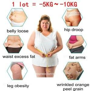 Image 1 - JLGR China Gewicht verminderen aid anti cellulite afslanken producten Om gewicht Te verliezen Vetverbranding voor Gewichtsverlies tas Verminderen gewicht