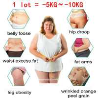 JLGR China Weight-reducing aid anti cellulite slimming products To lose weight Burning Fat for Weight Loss bag Reduce weight