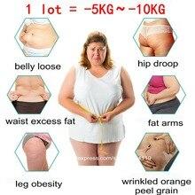 JLGR produit amincissant anti cellulite, aide pour perdre du poids, brûler les graisses, sac de réduction de poids, chine