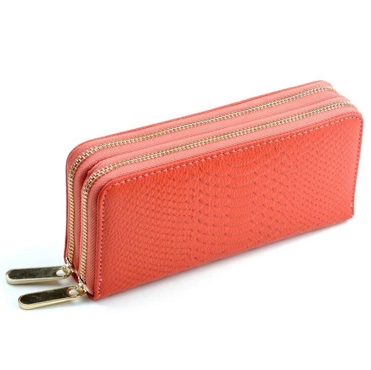 e2f2c623638 패션 여성 지갑 정품 가죽 지갑 두 더블 지퍼 디자인 악어 곡물 양각 여성 클러치 지갑 새로운 도착-에서패션 여성 지갑 정품 가죽 지갑  두 더블 지퍼 디자인 악어 ...