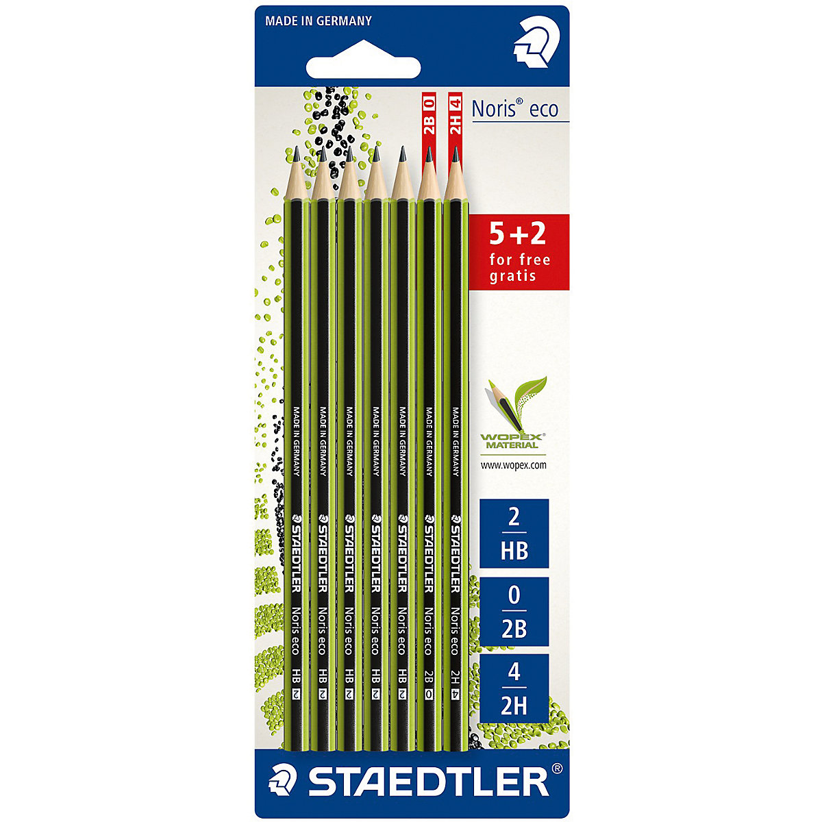 STAEDTLER Wooden Colored Pencils 7379429 colored pencil for boys and girls children sets black graphite MTpromo