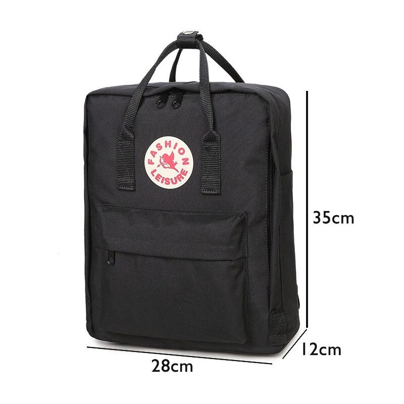 mochilas para meninas adolescentes meninos Comprimento : 28cm (10.92inch)