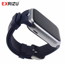 EXRIZU X9 Wearable Devices Smart Watch Phone Bluetooth Smartwatch Clock Fitness Bracelet Support Camera Sim Card for Android iOS