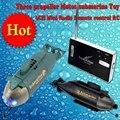 Мини Подводная Лодка Дистанционного Управления RC РТР Три Винта Двигателя 6-КАНАЛЬНЫЙ Электрический Подарок