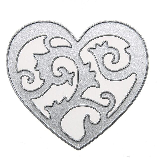 fancy heart template - Akba.greenw.co
