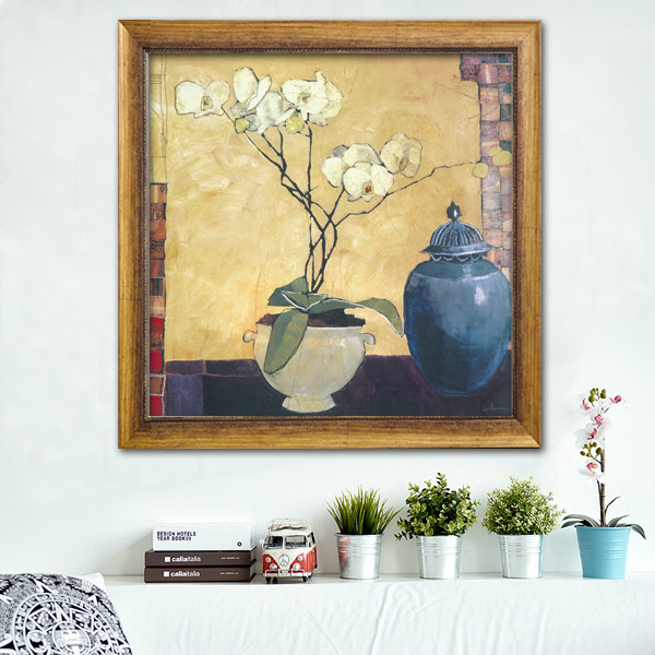 Wholesale still life oil painting picture prints canvas wall art ...