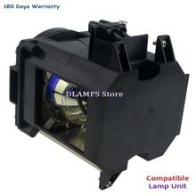 NP21LP Lámpara de Repuesto Proyector/Módulo de Bombilla Para NEC NP-PA500U NP-PA500X NP-PA5520W PA550W PA600X PA5520W With180 Día de Garantía