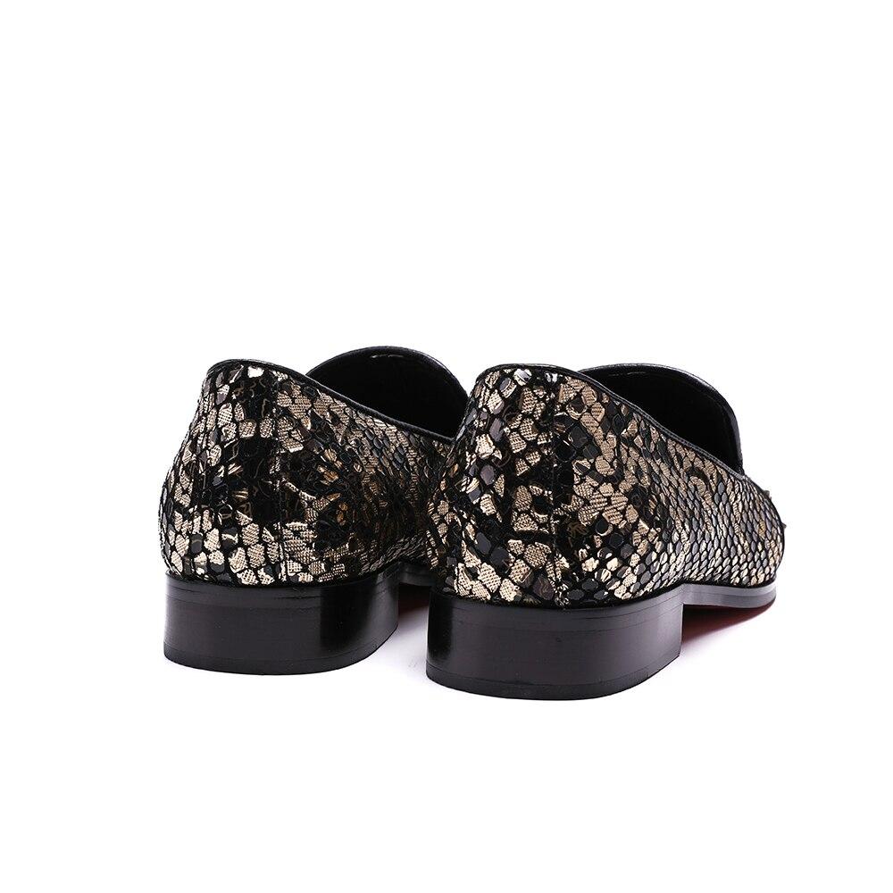 e2e3c1e6906 Black Suede Rhinestone Men Loafers Crystals Tassel Slippers Smoking Slip-on Black  Dress Shoes Shoes Mens ...