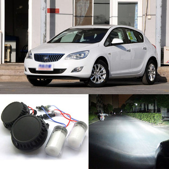 Generation All In One lower Beam Error Free H7 HID Lights For Buick Excelle XT 2012-2014