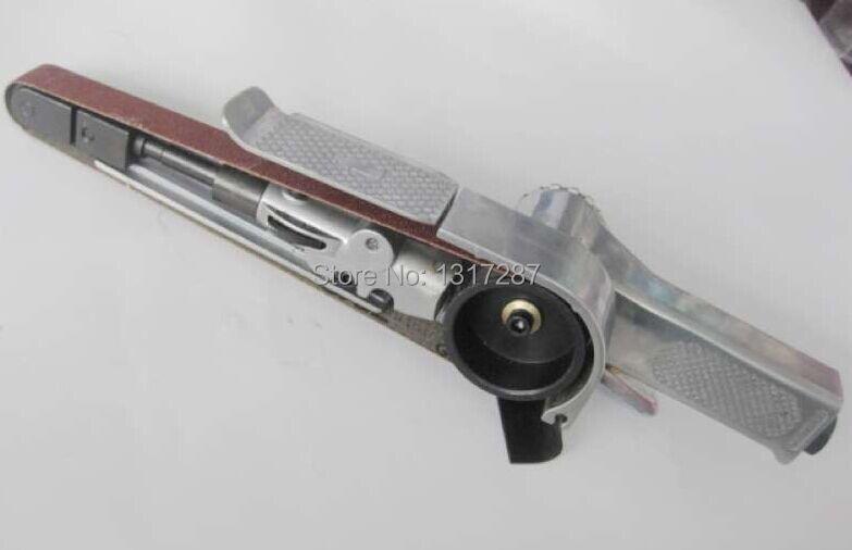 20mm*520mm air belt sander pneumatic belt sander