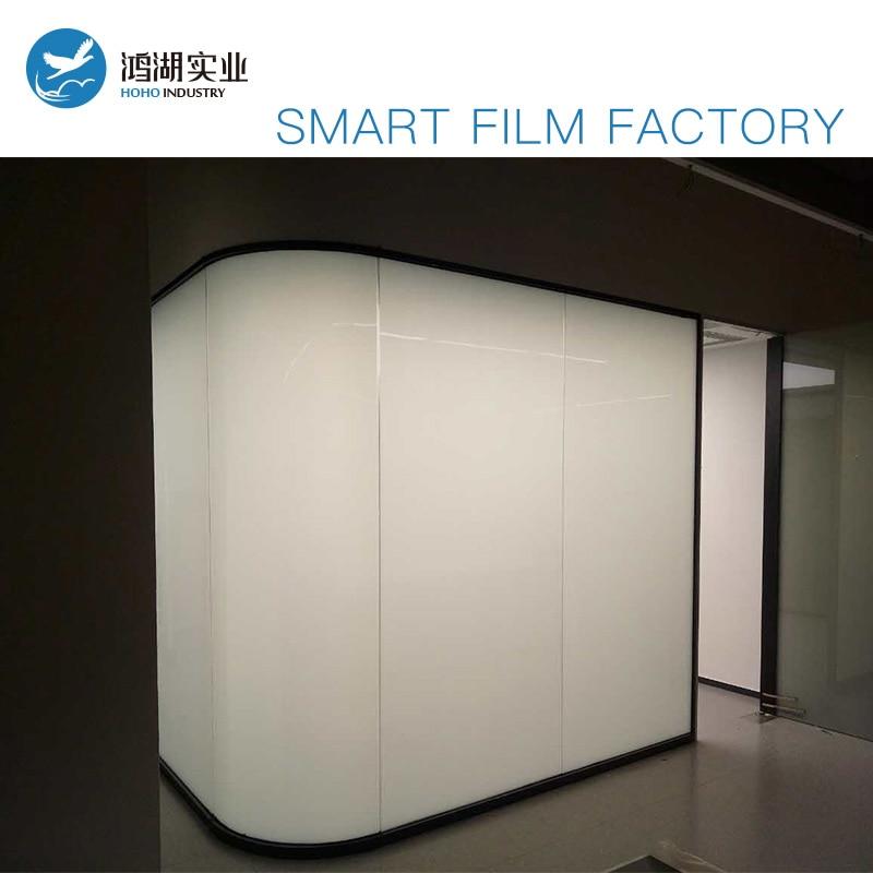 Sunice factory 60inx10ft(1.5mx3m) Privacy Magic Film Building /Automobile window tint Magic smart film