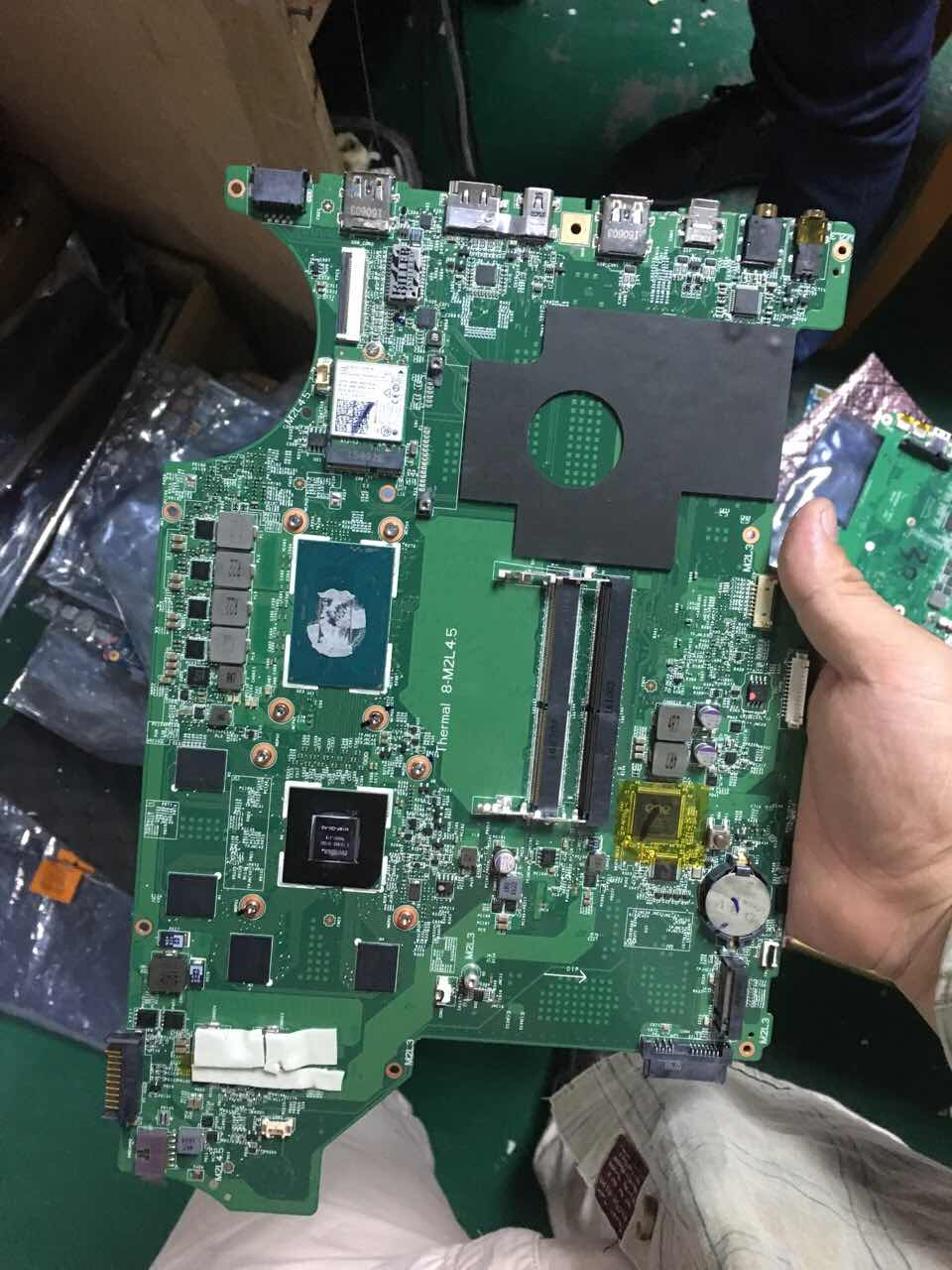 все цены на  ms-16j51 ms-16j5 connect with printer motherboard mainboard lap connect board  онлайн