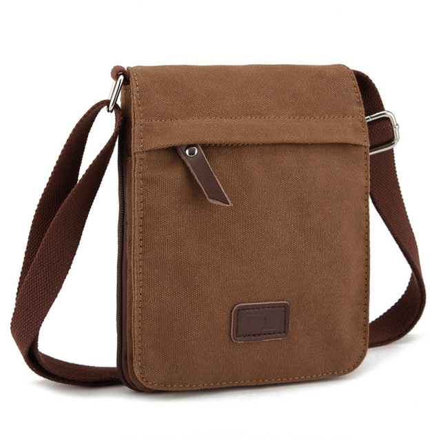 42ef12030ef0 MCO Famous Brand Canvas Men Shoulder Bag Casual Business Satchel Mens  Messenger Bag Vintage Men s Crossbody Bag bolsas male