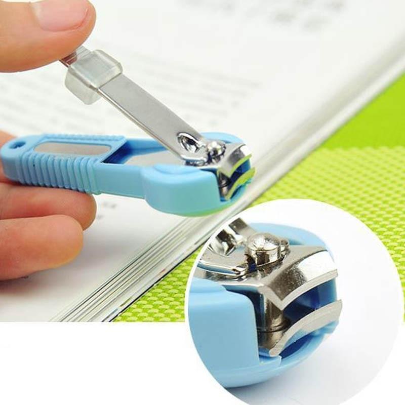 1pc elderly Children Pocket Finger Toe Nail Clipper Cutter with ...