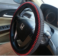 Ice silk Steering Wheel Cover, Universal Auto Car Steering Wheel Cover 38CM/15'' Breathability Skidproof  Holder Protector