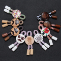 Hotsale Korean Cartoon The Heirs Lee Min Ho Wooden Badge Brooches Men's Retro Suit Brooch Pin Fashion Jewelry Accessories