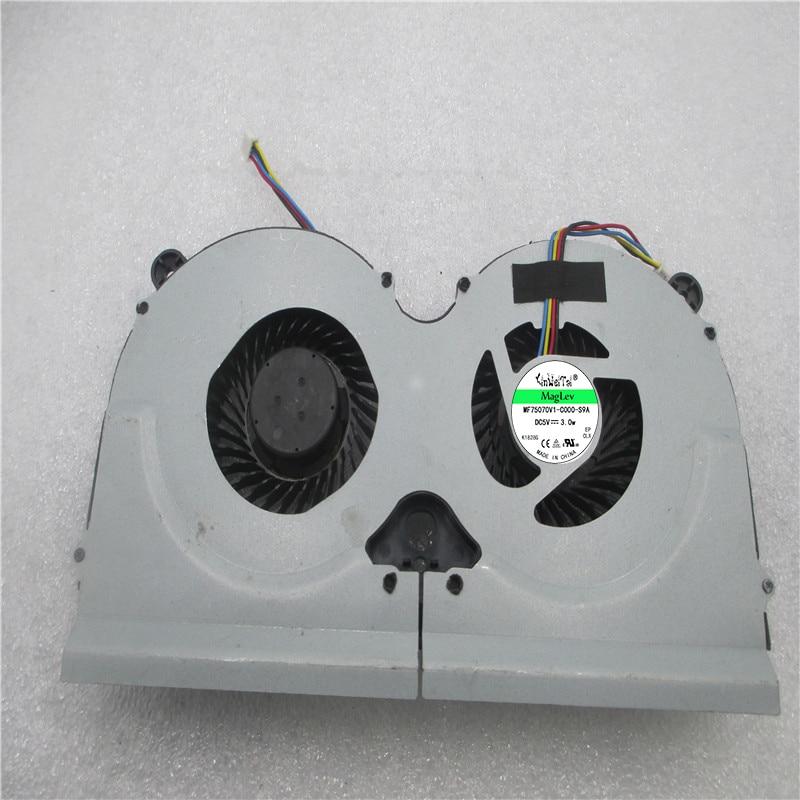 New Asus G55 G55VM G55VW Cpu Cooling Fan KSB06105HB BL2Q DC05V 0.40A