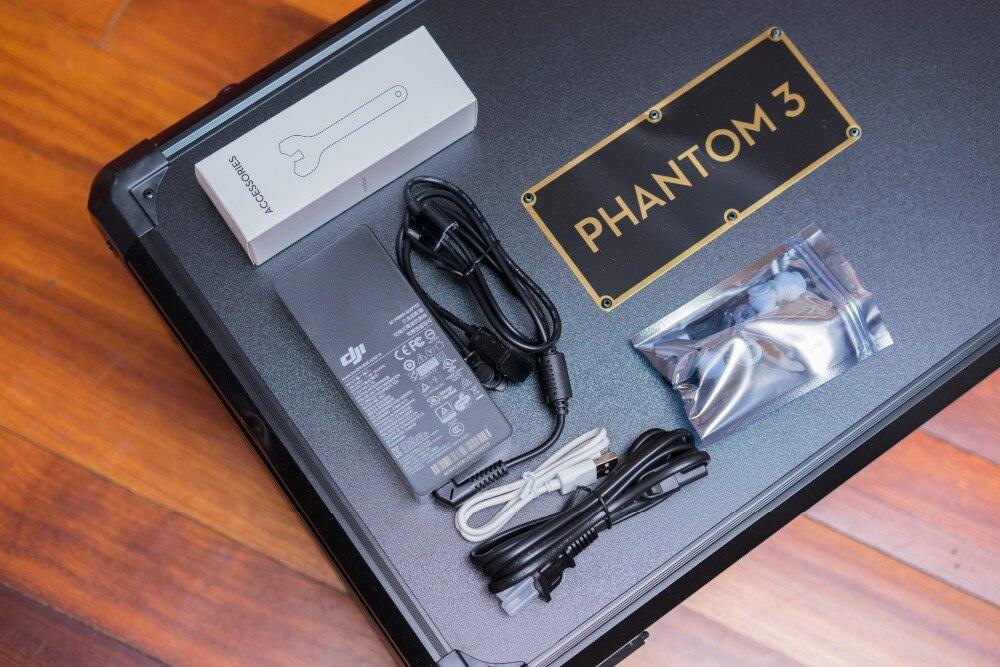 aukštos kokybės DJI fantomas 3 standartinis apsauginis lagaminas - Įrankių laikymas - Nuotrauka 5