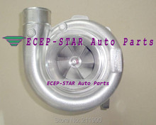 Free Ship Turbocharger Turbo only oil cooled T76 Turbine: A/R 0.96 Comp: A/R 0.80 1000HP T4 Turbo charger T4 flange V-Band