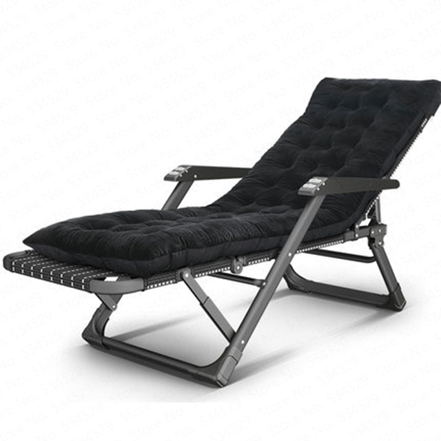 Garden Lounge Chair Lunch Break Home Leisure Autumn and Winter Nap Elderly Adult Chair Lazy Chair Folding Chair  Outsoor Benches