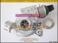 BV43 0168 53039700168 53039880168 1118100 ED01A 1118100ED01A Turbine Turbo Turbocharger For Great Wall Hover H5 2.0T 4D20 2.0L