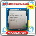 Оригинал для Intel Core i3 4170 Процессор 3.7 ГГц/3 МБ Кэш/Dual Core/Socket LGA 1150/Qual Core/Desktop I3-4170 ПРОЦЕССОРА