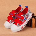 Venda quente Crianças Sapatos 2016 Meninas Novas Dos Meninos Superman Crianças Natal/Halloween Sapatos Tamanho 24-33 Sapatilhas Da Forma CS-054