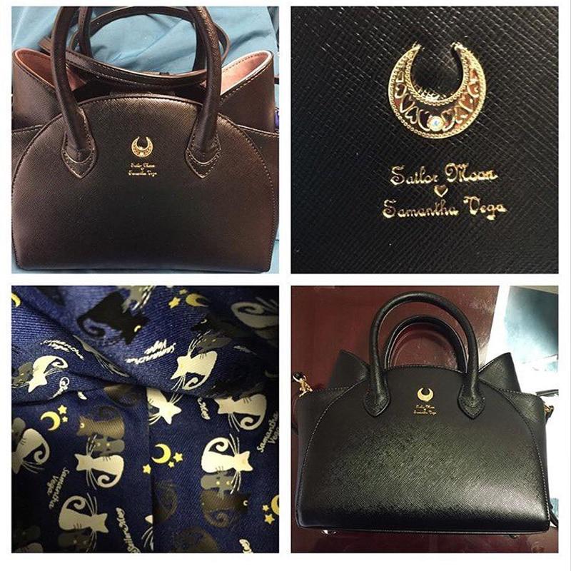 MSMO Sailor Moon torba Samantha Vega Luna ženska torbica 20. - Torbe - Foto 4