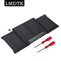 LMDTK New laptop Battery for Apple MacBook Air 13 A1466 2012 year A1369 2011 production Replace A1405 battery