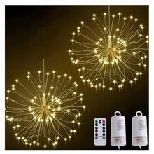 Dream LED String Lamp Outdoor Firework Starburst Fairy String Light Holiday Light Best Home Decoration 2m outdoor waterproof ip65 decoration light 100ma dc 1 2v led solar string light outdoor string led holiday decor lamp