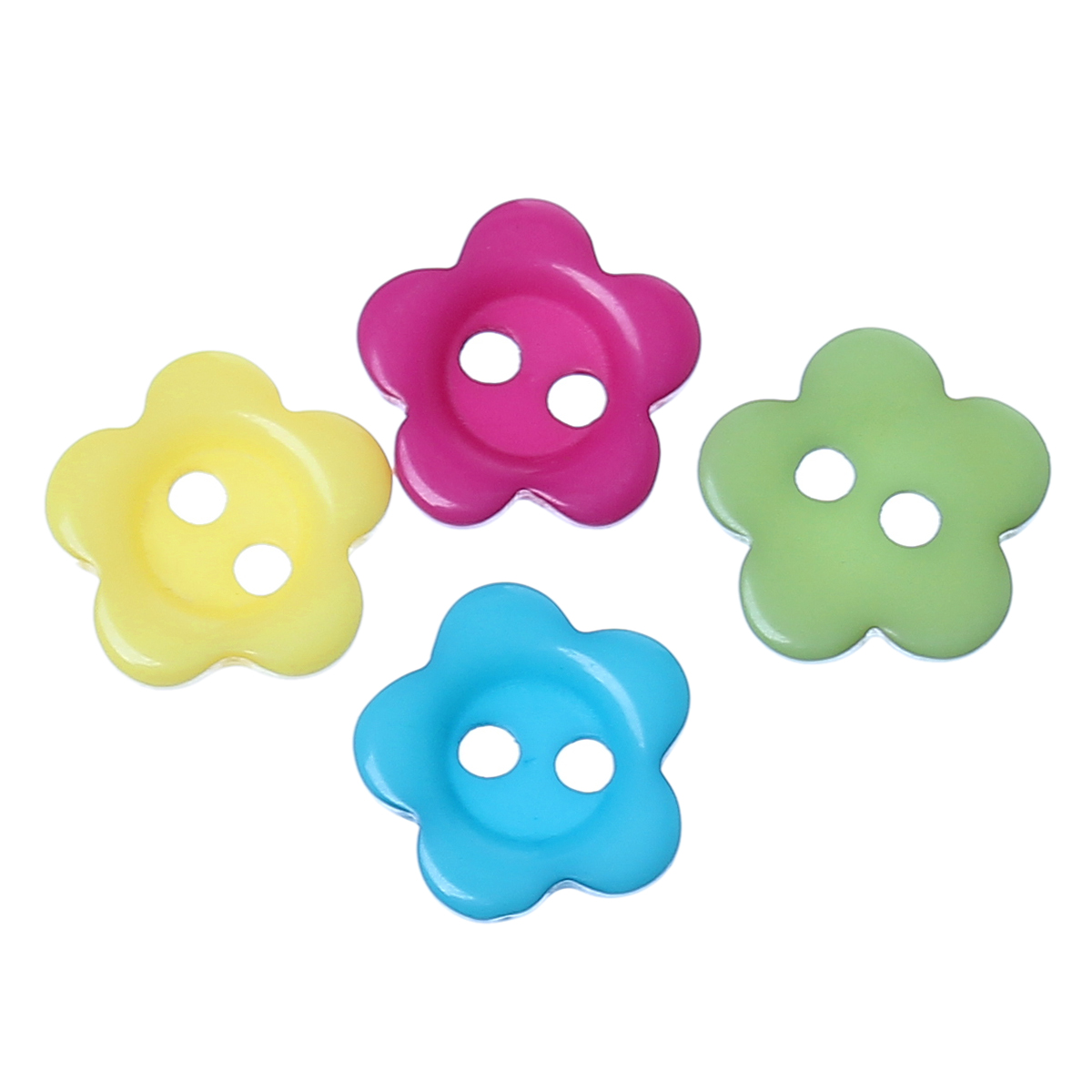 """DoreenBeads Resin Sewing Button Scrapbooking DIY Decoration Flower Mixed Two Holes 10 5mm 3 8 DoreenBeads Resin Sewing Button Scrapbooking DIY Decoration Flower Mixed Two Holes 10.5mm( 3/8"""") x 10mm( 3/8""""), 30 PCs 2018 new"""