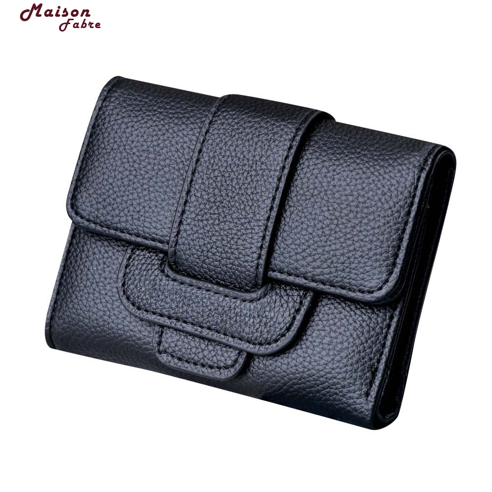 Maison Cool Us 5 62 44 Off Maison Fabre New Fashion Women Lichee Pattern Pu Leather Hasp Short Wallet Cool Card Purse Monedero 11s60928 Mar 21 In Wallets From