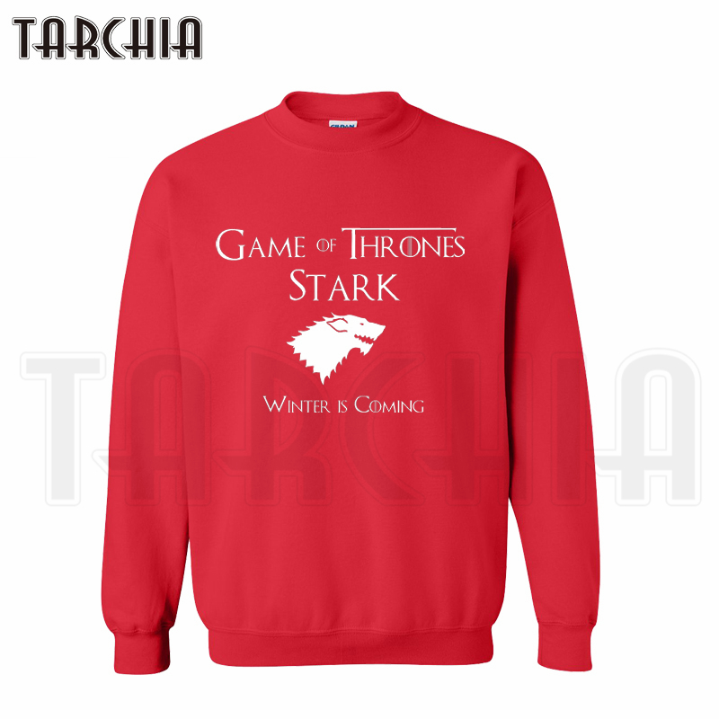 TARCHIA hoodies sweatshirt Game of Thrones winter is coming personalized Pirates Breaking men casual parental survetement homme