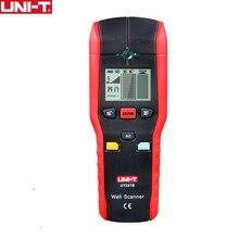 UNI-T UT387B сканеры стен черных метров цветных металлов детекторы Медь металл детектор мигающий светодиодный светильник индикация