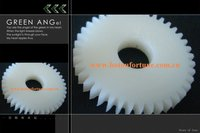 32P40teeth and 48teeth Nylon gears(white)