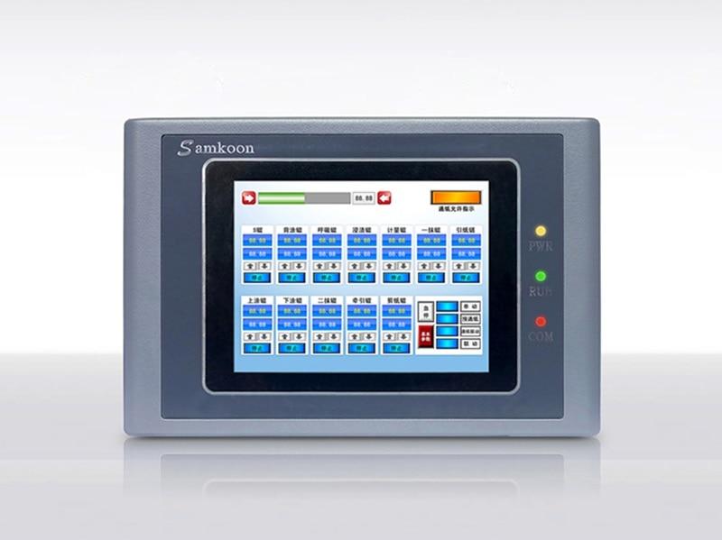 все цены на SK-035FE samkoon HMI touch screen 3.5