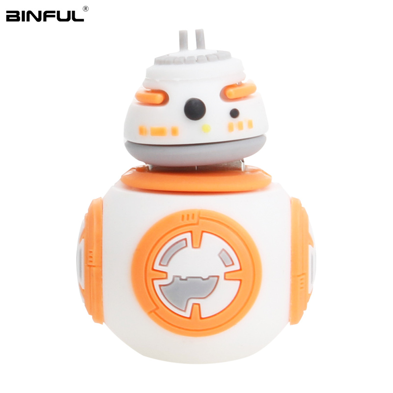 Image 3 - Popular Cartoon Star Wars Pen Drive Usb 2.0 Flash Memory Silicone Usb Flash Drive 128gb 64gb 32gb 16gb 8g 4g Pendrive Best Gift-in USB Flash Drives from Computer & Office