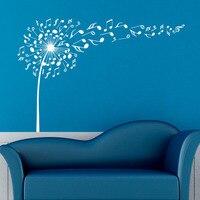 הערות מוסיקה שן הארי מדבקות קיר דקור ויניל באיכות גבוהה Creative מדבקות קיר נשלף חדר שינה