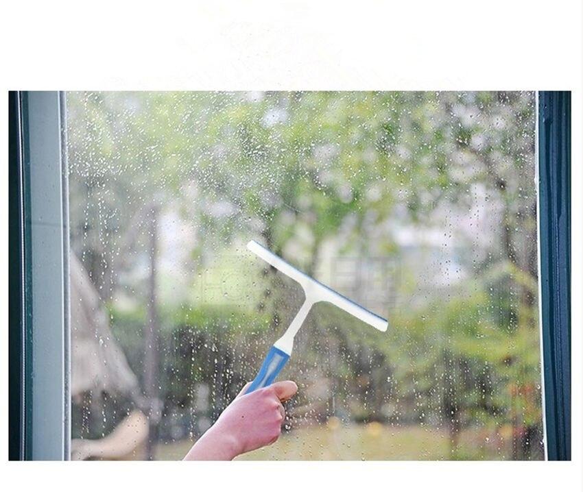 3pcs 24*25cm Squeegee car accessories window cleaner Glass Window Wiper Soap Cleaner Home Shower Bathroom Mirror Car Blade