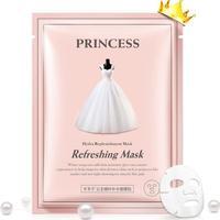 images Wedding Dress Mask Moisturizing Hydration Whitening Improve Dry Skin Replenishment Face Mask Skin Care Face Mask & Treatments