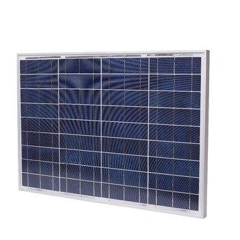 DOKIO 18V 40W Polycrystalline Solar Panel 460*660*25mm Silicon Power Painel Top Quality Solar Battery china Solar Fotovoltaico 2