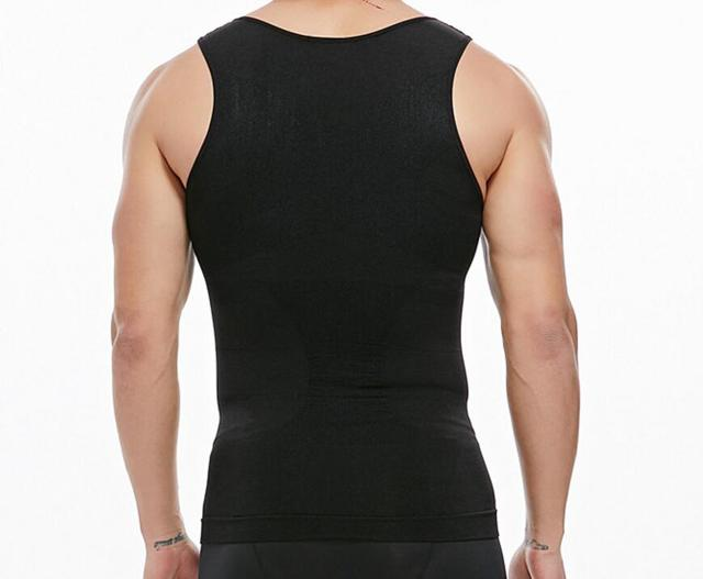 Mens Slimming Vest waist Shaper Trainers Tummy Trimmer Controling Shapewear Big Belly Control Corset Tank Tops