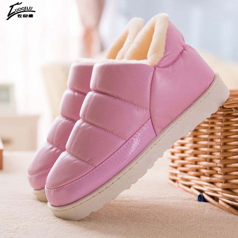 Women Winter Warm Slippers Women Slippers For Home Fur Slippers Indoor Plush Size House Shoes Woman 2017 3d minions slippers woman winter warm slippers despicable minion stewart figure shoes plush toy home slipper one size doll