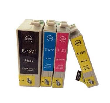 Чорнильний картридж Hisaint для Epson 1271 1272 - Офісна електроніка