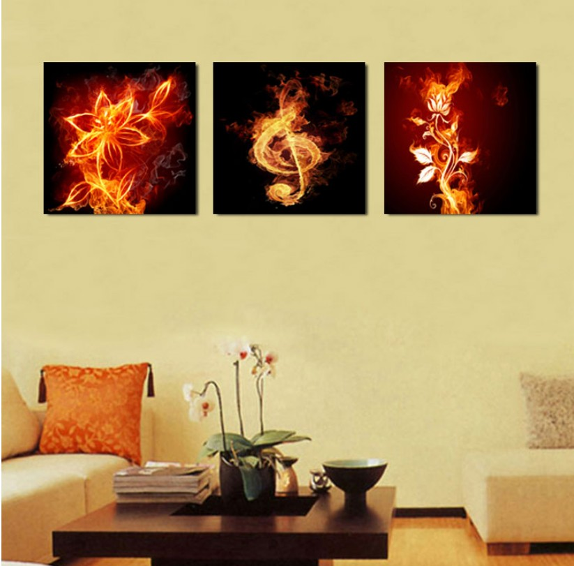 Xql art 3pcs set framed framed hd canvas print picture for Is ready set decor legit