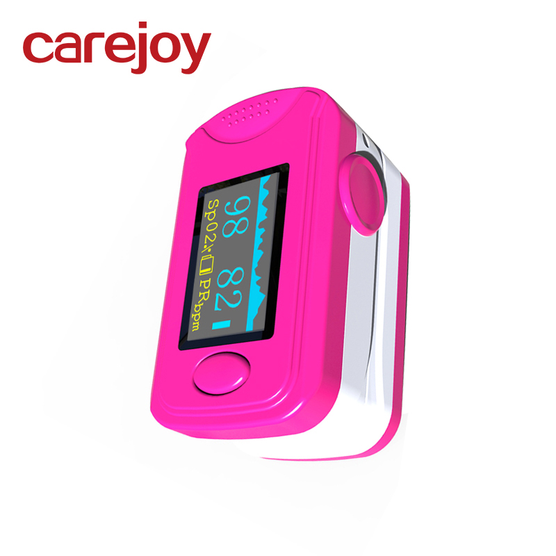 PROMOTION!!! Color OLED Fingertip Pulse Oximeter With