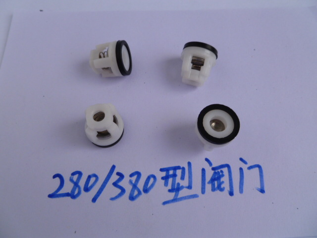 4pcs=1set High Pressure Cleaner / Car Wash / Brush Pump / Device Accessories 280 Type 380 Aluminum Pump Body One-way Valve
